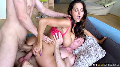 Ava addams, Wife threesome, Wife double, Trainer