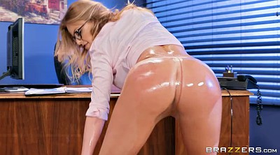Office anal, Big anal, Britney amber, Britney
