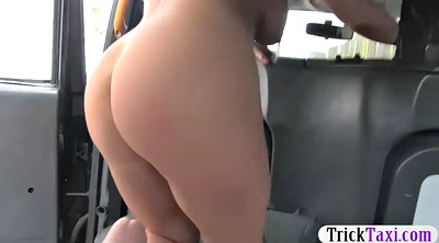 Taxi, Taxi mature, Public boobs