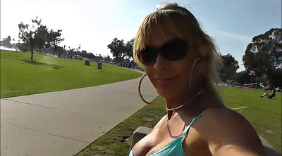 Mature anal, Mature shemale, Plug, Mature outdoor