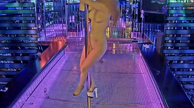 Voyeur, Stripper, Stage