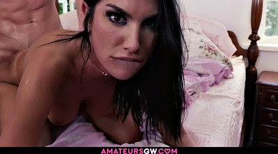 August ames, Tricked, Trick, Stepbrother, August