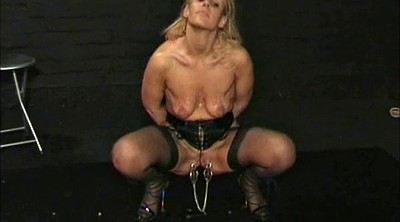 Torture, Nipple, Punish, Nipple torture, Submissive, Spanking punishment