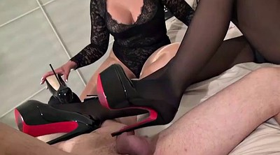 Heels, Ruined, Lingerie, Fetish liza