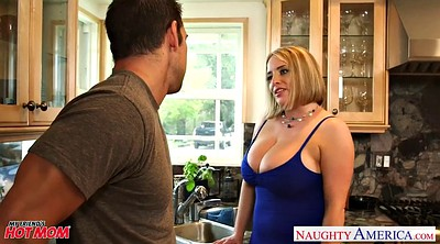 Big tits mom, Maggie green, Blonde mom