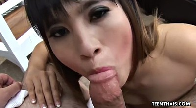 Thai, White asian, Escort, Thai blowjob
