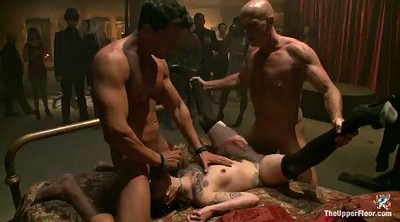 Torture, Torture and torture, Bdsm gangbang, Rough gangbang, Clip