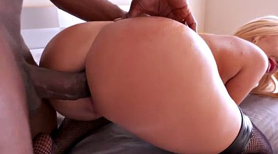 Summer brielle, Interracial anal, Big tit, Big butt anal