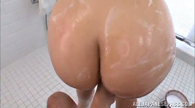 Small dick, Yuki, Bathing, Hot asian, Soapy, Asian shower