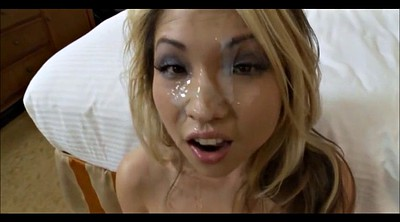 Mature facial, Mom facial, Mature handjob