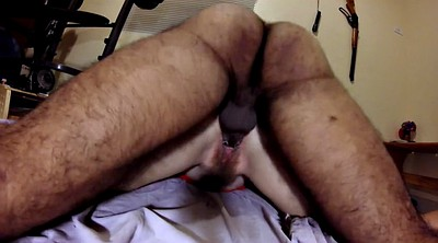 Amateur wife, Hairy interracial