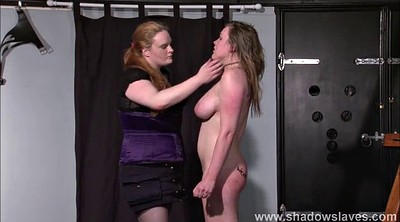 Spanked, Extreme, Boot, Young lesbian, Humiliation
