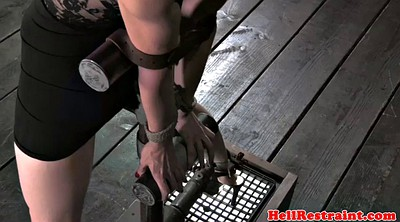 Caning, Spanked, Heels, Caned