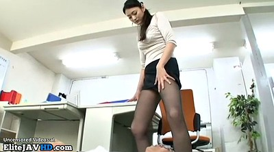 Japanese massage, Nylon foot, Mature foot, Pantyhose japanese, Nylon, Japanese pantyhose