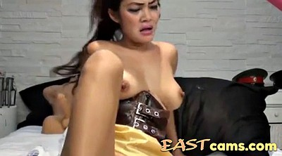 Webcam asian, Solo anal