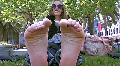 Feet, Strong, Sole