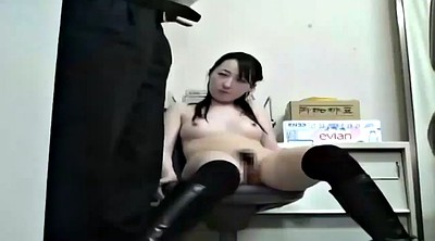 Shoplift, Japanese creampie