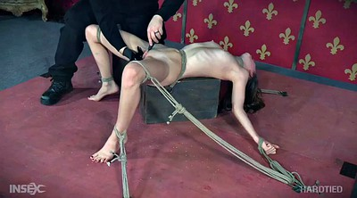 Bondage, Tits whipping, Whipped, Tie up