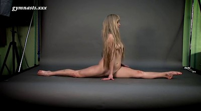 Tricked, Flexible, Nude show