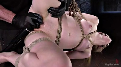 Gagging, Dolly, Tied up