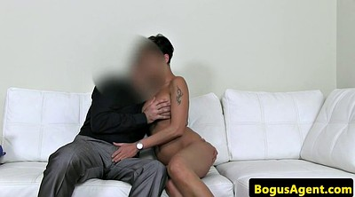 Officer, Casting couch