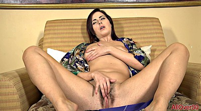 Hairy milf solo, Gaping, Hairy solo