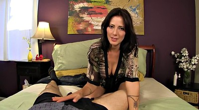 Hot, Hot mom, Help son, Mom pov, Help mom