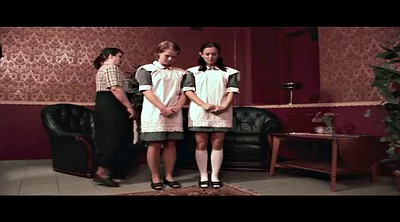 Spanked, Spanking schoolgirls, Plan