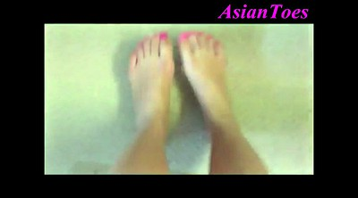 Asian foot, Korean feet