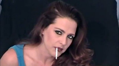 Smoking, Amateur mature, Smoke