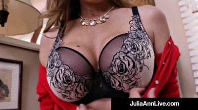 Julia ann, Anne, Julia, Cougars, Blond mature