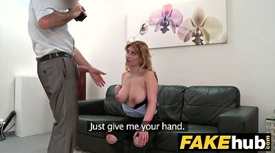 Fake tits, Huge tits, Fake casting
