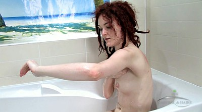 Naughty, Shower solo, Bathing