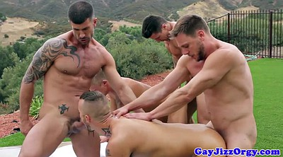 Outdoor, Orgy, Friends
