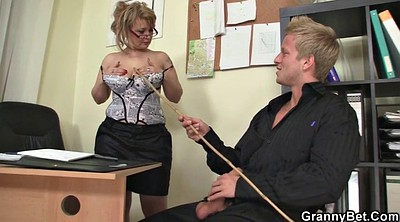 Mature office, Old woman, Mature woman, Office sex, Mature old