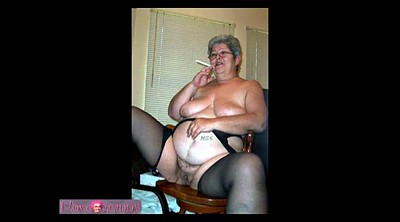 Compilation, Bbw granny, Mature compilation