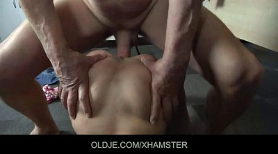 Grandpa, Japanese young, Old japanese, Cum in mouth, Perv, Japanese old