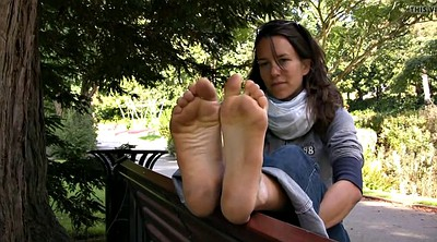 Foot fetish, Foot sole