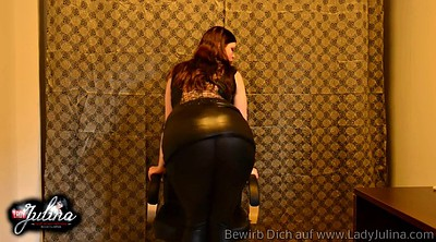 Bdsm, Leggings, Face sitting, Bdsm german