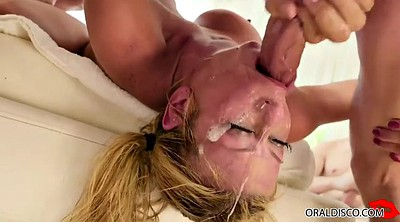 Blowbang, Throat, Alexis fawx