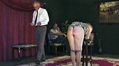 Wife, Caning, Caned