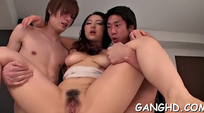 Asian gangbang, Japanese gangbang, Japanese threesome, Japanese cute