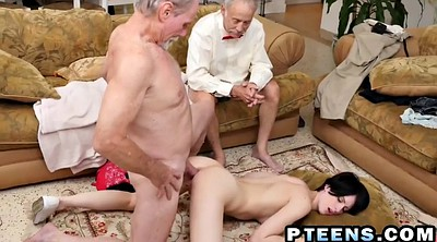 Granny anal, Anal granny, Old young anal