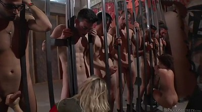 Czech, Prison, Prisoner, Brittany, Big dick
