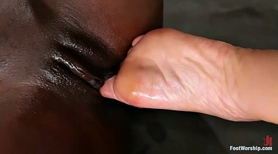 Ebony feet, Black foot