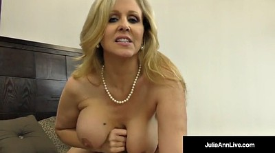 Julia ann, Bed