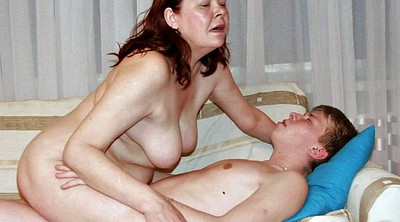 Mom, Mature milf, Russian mature