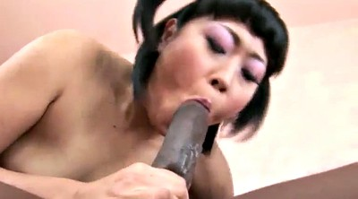 Asian whore, First black cock