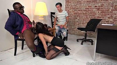 Foxx, Front, Bbc cuckold, In front