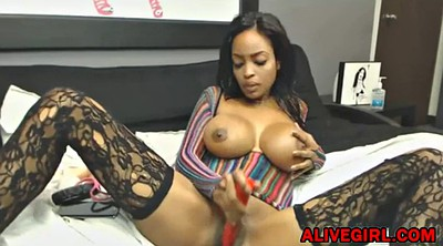 Ebony masturbation, Huge boobs, Ebony boobs, Squirting big tits, Huge black tits